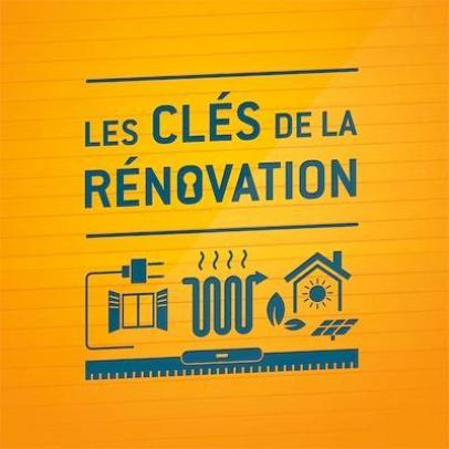 clés rénovation énergétique logo